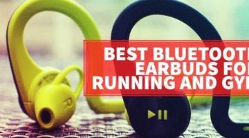 5 Best Bluetooth Headphones for Running 2018