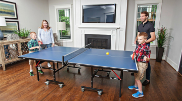 Best Indoor Table Tennis Table