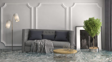Water, Water Everywhere: Important Steps to Take After a Flooded House