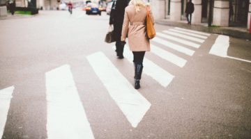 A Pedestrian's Guide to Crosswalk Laws